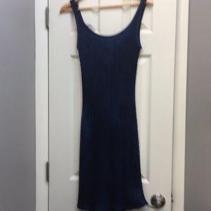 Hombre knit dress